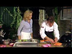 Zalm Roken op de Cobb barbecue - YouTube