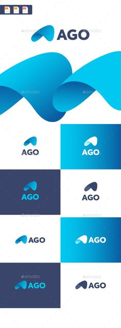 Buy Ago - A abstract letter logo template by ahmedsam on GraphicRiver. Ago logo is a logo that can be used in design studios and agencies, marketing companies, software development compani. Logo Design Template, Logo Templates, Branding, Abstract Logo, Best Logo Design, Letter Logo, Software Development, Cover Design, Lettering