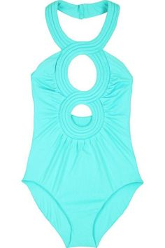 #acquamarine beachwear by Azzaro #beachwear