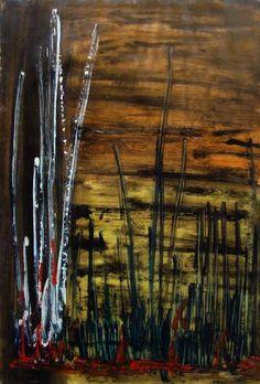 "Saatchi Art Artist Nirali Lunagaria; Painting, ""Series 1 # Abstract Expressions  # 22"" #art"