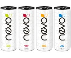 We didn't create the energy drink…we just perfected it. Nevo offers a fresh twist on energy in four refreshing formulas.