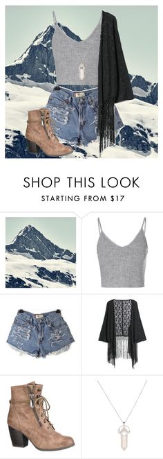 """Falls coming"" by sophie215 ❤ liked on Polyvore featuring Glamorous, MANGO, maurices and kiz&Co."