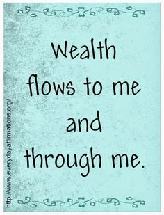 Everyday Affirmations for Daily Positivity: Daily Affirmations - 26 November 2013