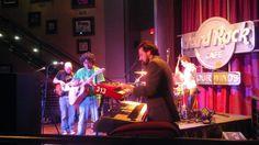 Alligator Blackbird! Rock with us February 11, 2015 at 8:30pm! #HRCFourWinds #HardRockLive #Dance #Music