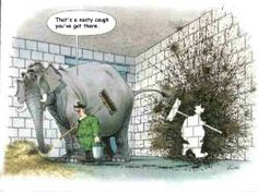 sick humor | Sick Elephant - Funny Pictures and Funny Jokes