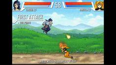 Anime Smash Duo online spielen