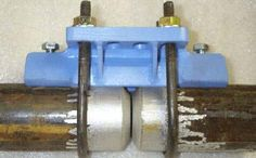 Boiler Tube Alignment Clamps | Boiler Tube Equipment