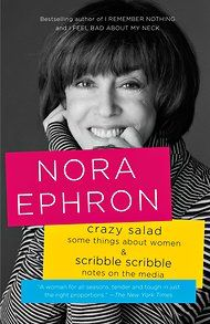Two Out-of-Print Nora Ephron Books to Be Published as Single Volume - NYTimes.com