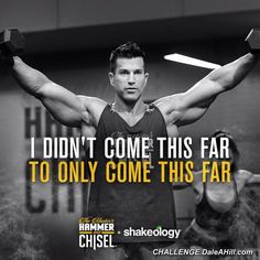 Sagi Kalev Quotes Amusing Hammer And Chisel  Beachbody Pinterest  Beachbody Motivation