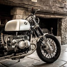 pinterest.com/fra411 #classic #motorbike #bmw - Down & Out Cafe Racers -- Tuscan R80