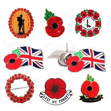 11 Best Remembrance images | Brooch, Brooch pin, Badge