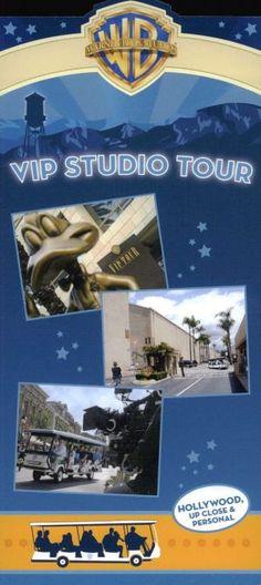 Warner Brothers Studios:  3400 Riverside Dr, Burbank, CA 91522, (818) 972-8687