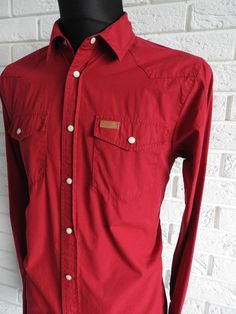 Carhartt Men s L/s Quite Shirt Size M