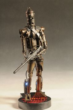 Star Wars IG-88 sixth scale figure by Sideshow
