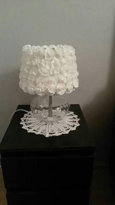 Suodatinpussi-ruusu lamppu