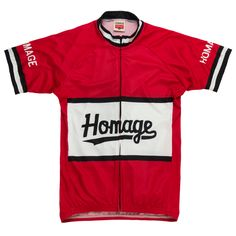 The NEW Team HOMAGE Cycling Jersey! Get on your bikes and ride! Cycling Wear 0cb084e32