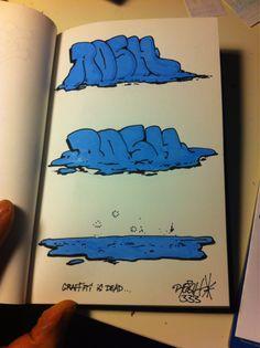 graff is dead