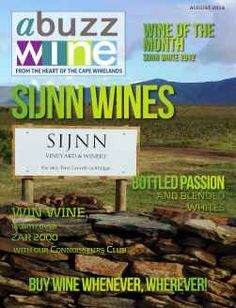 Free abuzzWine Magazine - August 2014