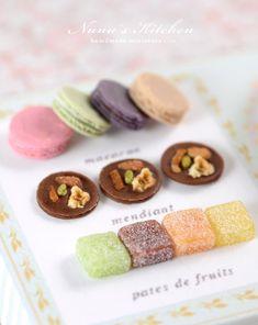 フランス菓子2- - nunu's house - by tomo tanaka -