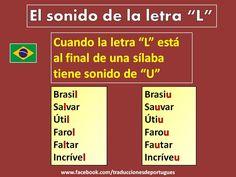Learn To Speak Portuguese, Brazilian Portuguese, Portuguese Language, I Wish I Knew, Learning Spanish, Vocabulary, Study, Education, Languages