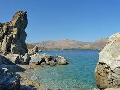Eristos Beach, Tilos #mysteriousgreece