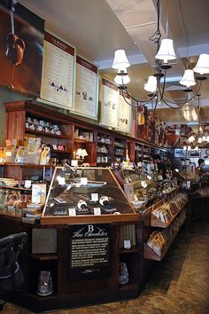 LA Burdicks -Fine Gourmet, French-inspired Dining at Burdick Chocolate in Walpole NH -I do believe the hot chocolate is a requirement
