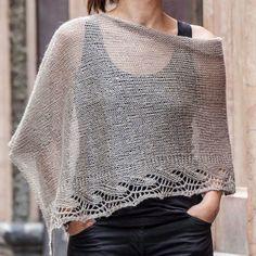 Emilia shawl english pattern