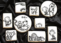 Snickety Snacks: A Little More Calvin & Hobbes