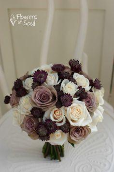 Flowers of Soul: Buchete de mireasa, nasa si cununie civila Nasa