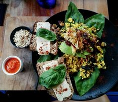 The Best Cafes In Canggu (Top 12 spots with great food, vibes & wifi) Yummy Food, Tasty, Cool Cafe, Cobb Salad, Great Recipes, Wifi, Canggu Bali, Top, Photography