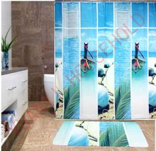 SHOWER CURTAIN, SHOWER CURTAIN direct from Shaoxing Yuanyi Household Co., Ltd. in China (Mainland)