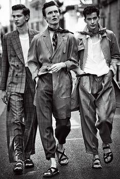 Gentlemen Please | ZsaZsa Bellagio - Like No Other