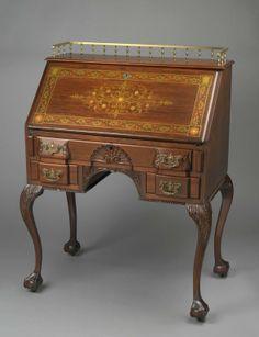 Desk - 1890-1895. New York