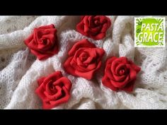 Rosa in pasta di mais - YouTube