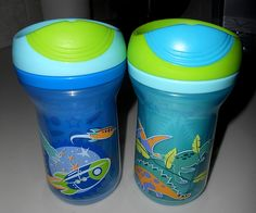 @TommeeTippee_NA Sippy Cups are spill-proof! Our Favorite Sippy cup!