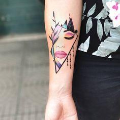 By @danieletattooartist #tattoodefender #tattoodefenderteam #tattoodefenderaftercare #tattoodefenderstencilgrip #loveyourskin #tatuati #tatuatori #woman #watercolor #tattooedpeople #inked #tattooworld Color Tattoos, Love Your Skin, Watercolor Tattoo, Stencils, Ink, Woman, Colorful Tattoos, Watercolour Tattoos, Watercolor Tattoos