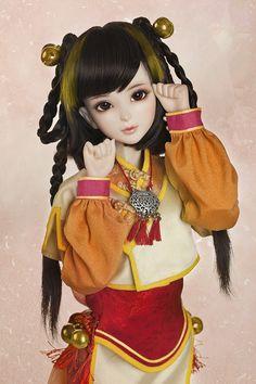 1/3 bjd girl Xiangling from Angell Studio