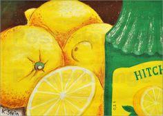 Vitamin C ist gesund, sauer macht lustig und Gelb bringt die Sonne in den Grauen Alltag. Wer hätte gedacht, dass Zitronen das Leben so viel besser machen können?