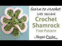 Maggie's Crochet · Shamrock Free Pattern