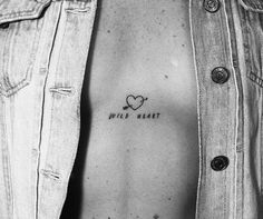 11 Tiny Tattoos We're Seriously Crushing On