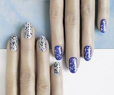 Spring Polka by JINsoon | Sephora Beauty Board #Sephora #nailart