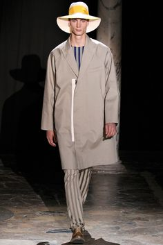 Acne Studios Spring 2013 Menswear Collection Slideshow on Style.com
