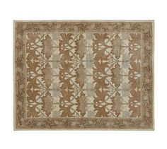 Cecil Rug - Neutral #potterybarn - this is pretty - click to web site and enlarge for a better view of the subtle colors