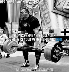 Took me a long time but I'm finally there. I weigh 192 lbs. And deadlift 405 lbs.