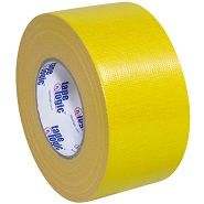 3 in x 60 yds Yellow Duct Tape