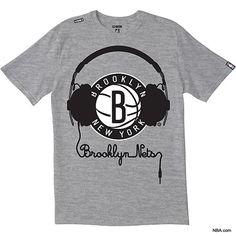 New Brooklyn Nets identity...this shirt is fresh!!!!