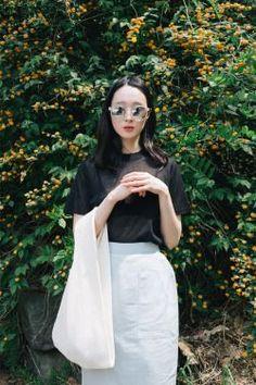 In Asian style   @printedlove #koreanstyle #koreanfashion #ulzzang
