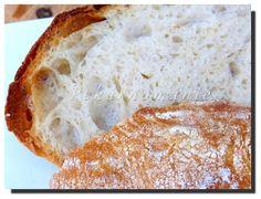 Chleba s pâte fermentée – PEKÁRNOMÁNIE Bread, Food, Buns, Brot, Essen, Baking, Meals, Breads, Yemek
