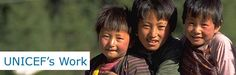 Unicef - Providing Help for Children