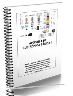 96328026e70 apostila basica de eletronica download gratis pdf Download apostila de  Eletrônica básica em PDF UFES download apostilas download